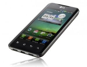LG Optimus 2x slant