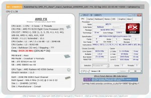 AMD FX World Record 8.429GHz