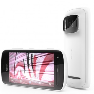 Nokia Pure View 808