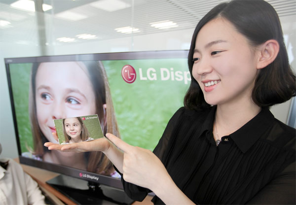 LG Display 1080p panel