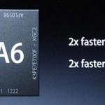 iPhone 5 processor A6 SoC