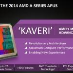 AMD Kaveri APU
