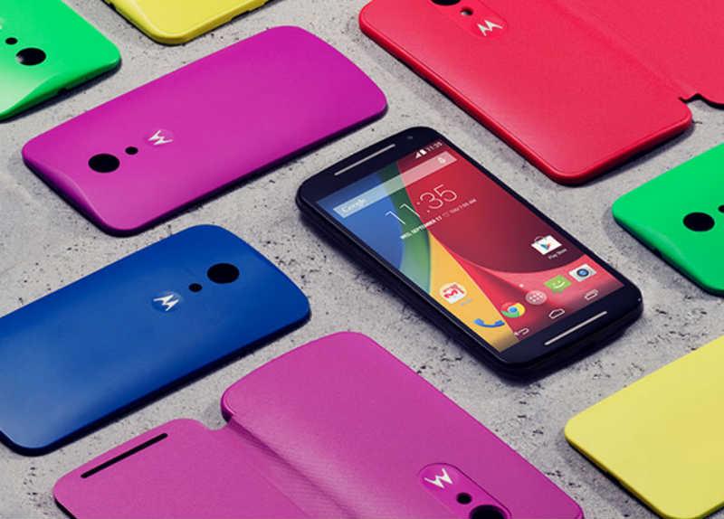 New Motorola G