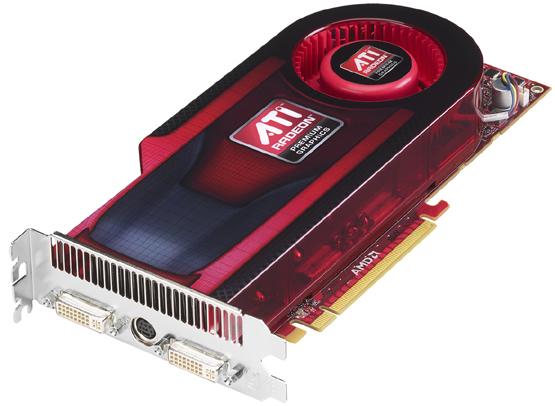 AMD Radeon 4890